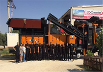 Zona comercial FABO Stone Crushing Machines & Concrete Batching Plants Manufacturing Company