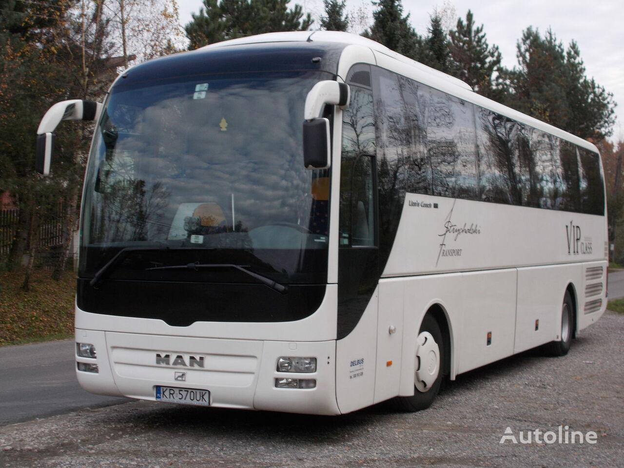 autocarro turístico MAN Lions coach