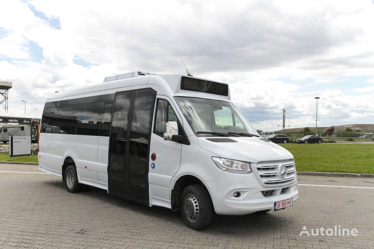carrinha de passageiros MERCEDES-BENZ 519 *coc* 5500kg* 13seats +13standing+1driver+1wheelchair novo