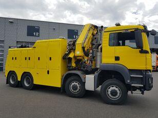 caminhão de reboque MAN TGS novo