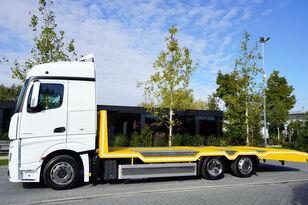 caminhão de reboque MERCEDES-BENZ Actros 2542, E6, 6X2, Low Deck MEGA, New body 2021