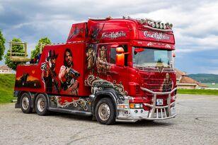 caminhão de reboque SCANIA R620; V8