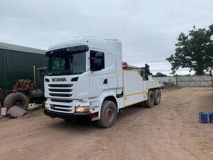 caminhão de reboque SCANIA R730