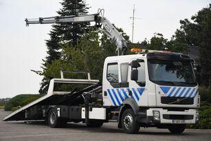 caminhão de reboque VOLVO FL240 ABSCHLEPP/KRAN/HUBBRILLE/SEILWINDE/WINCH