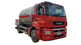 caminhão-tanque gás KAMAZ 5490