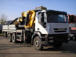 camião basculante IVECO Trakker 450