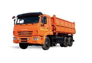 camião basculante KAMAZ 45143-6012-50 novo