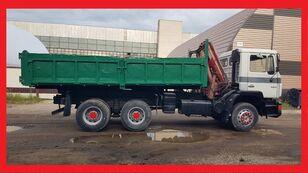 camião basculante MAN 33.292 Tipper