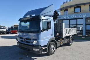 camião basculante MERCEDES-BENZ 1528 ATEGO