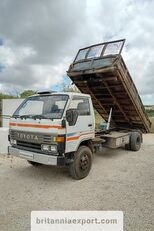 camião basculante TOYOTA Dyna 300 14B 3.6 diesel left hand drive 7.5 ton