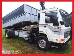 camião basculante VOLVO FL 7 Tipper Spring / spring