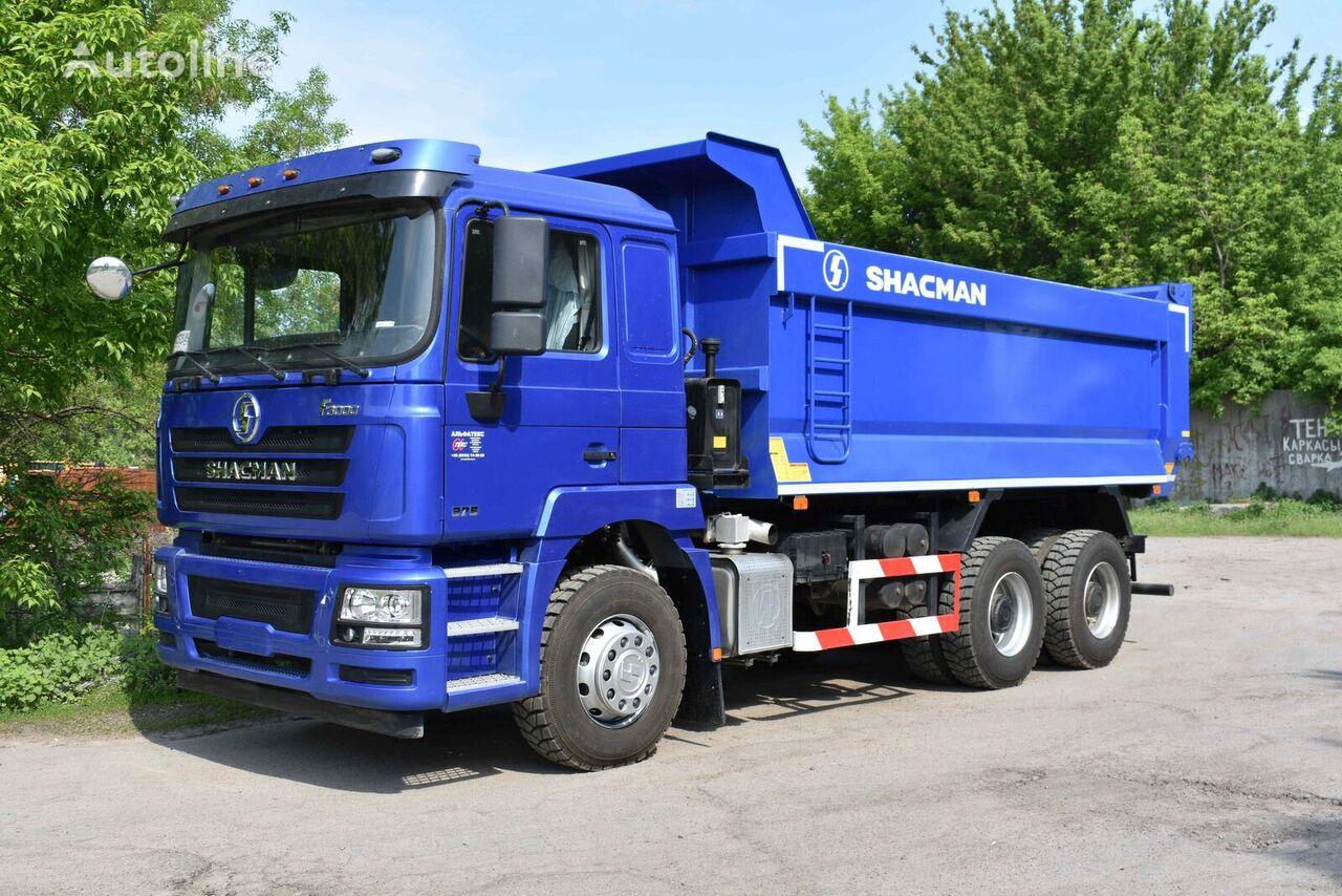 camião basculante SHACMAN SHAANXI SX3258DR384 novo