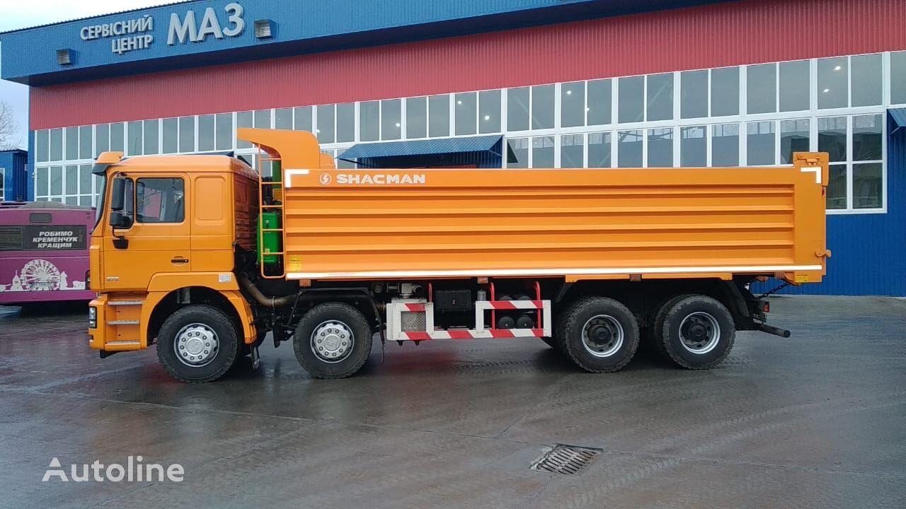 camião basculante SHACMAN SHAANXI SX33186T366 novo