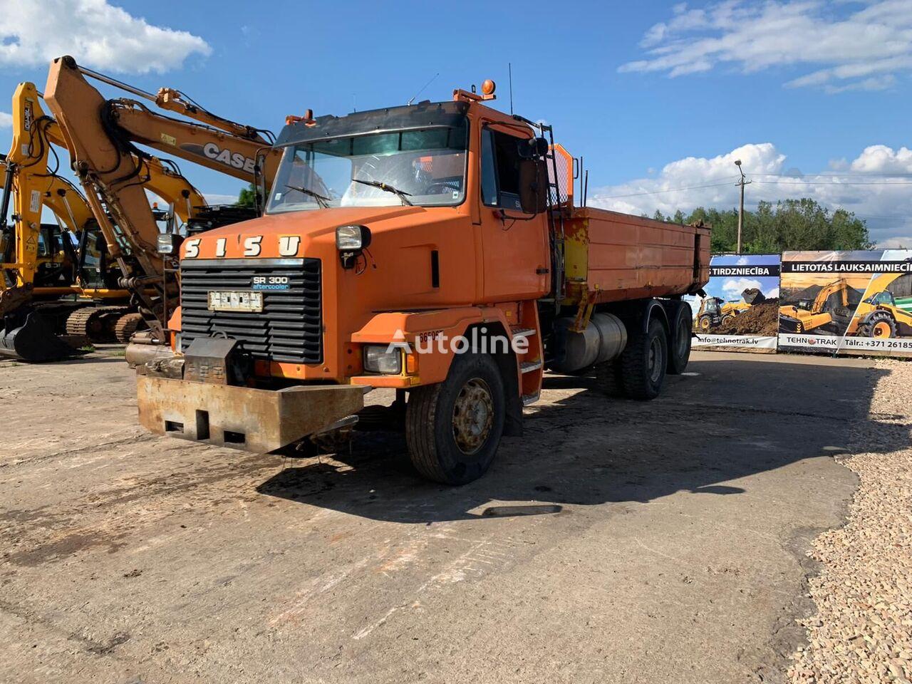 camião basculante SISU SR300