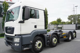camião chassi MAN TGS 35.400 8x2x6 BL