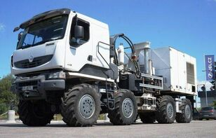 camião chassi THOMAS CONSTRUCTEURS [Other] 8x8 THOMAS Low speed truck with hydraulic drive!