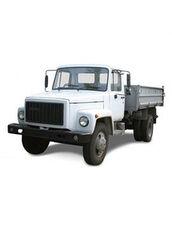 camião de caixa aberta GAZ 3309