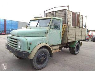 camião de caixa aberta HANOMAG