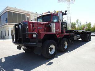 camião de caixa aberta KENWORTH * C500 * Bed / Winch * 8x4 Oil Field Truck *