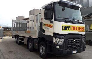 camião de caixa aberta RENAULT C460