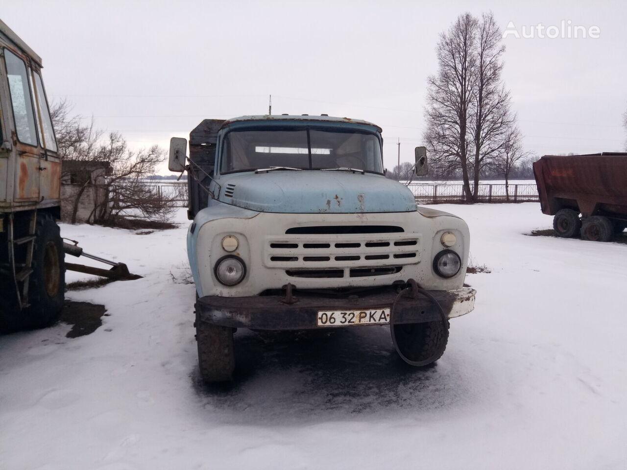 camião de caixa aberta ZIL 431412
