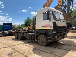 camião de contentores MAZ 6312