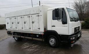 camião de gelados MAN le 10.180