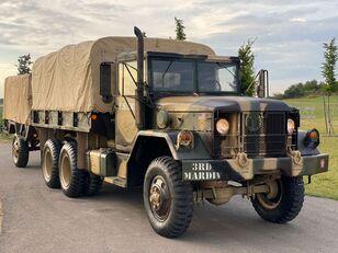 camião de toldo AM General M35 series + reboque de toldo