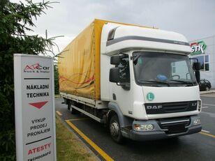 camião de toldo DAF FA LF 45.250