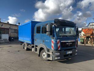 camião de toldo MAN TGL 8.220