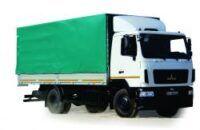 camião de toldo MAZ 534026 novo