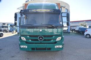 camião de toldo MERCEDES-BENZ 1229 L ATEGO