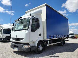 camião de toldo RENAULT Midlum 220.12 Dxi