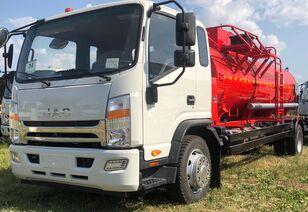 camião de transporte de combustivel JAC Автотопливозаправщик АТЗ-8 на шасси JAC N 120 novo