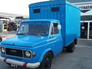 camião de transporte de gado FIAT 616 N3/4 TRASPORTO BESTIAME ANIMALI VIVI