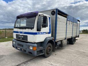 camião de transporte de gado MAN 14.224 4x2 Animal transport