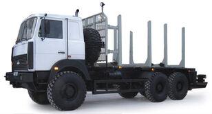 camião de transporte de madeira MAZ 6317Х9-444 (6x6)