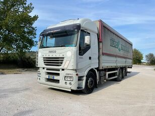 camião de venda IVECO STRALIS 260E40 ZF sponda idraulica