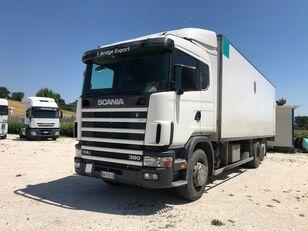 camião de venda SCANIA R114 380 motrice 3 assi
