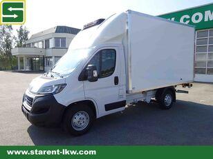camião frigorífico PEUGEOT Boxer Tiefkühlkoffer, Carrier Xarios 350, Klima, Tempomat, Rückf novo