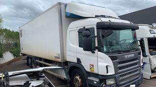 camião frigorífico SCANIA P340 acidentados