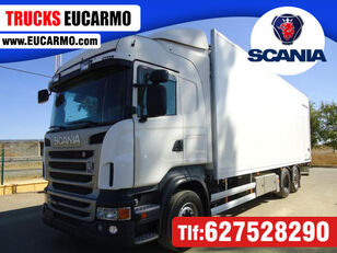 camião frigorífico SCANIA R 480