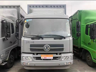 camião furgão DONGFENG Cargo truck