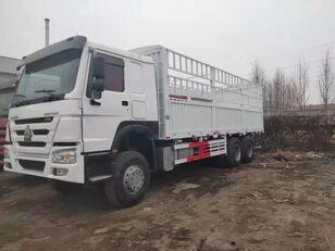 camião furgão HOWO Cargo truck