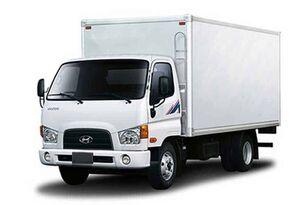 camião furgão HYUNDAI HD78 промтоварный фургон novo