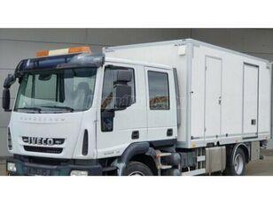 camião furgão IVECO Eurocargo 120 E 25 Doka Műhelykocsi