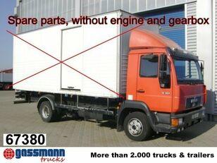 camião furgão MAN L73 / 12.224