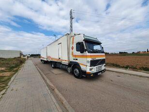 camião furgão VOLVO FH12 380 + reboque