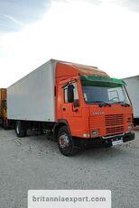 camião furgão VOLVO FL7 260 Intercooler left hand drive manual pump 19 ton