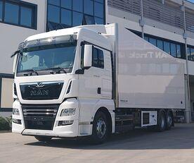 camião isotérmico MAN TGX 26.470 6X2-4 LL novo